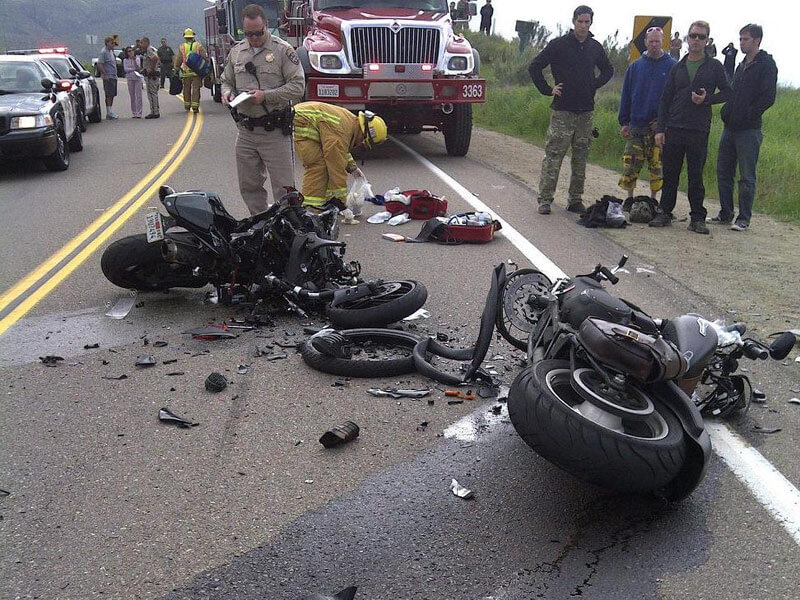 Motorcycle Road Hazards