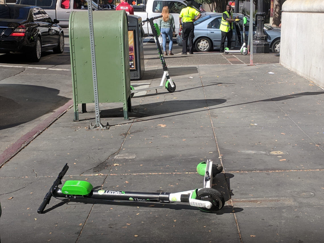 Electric Scooter Injuries