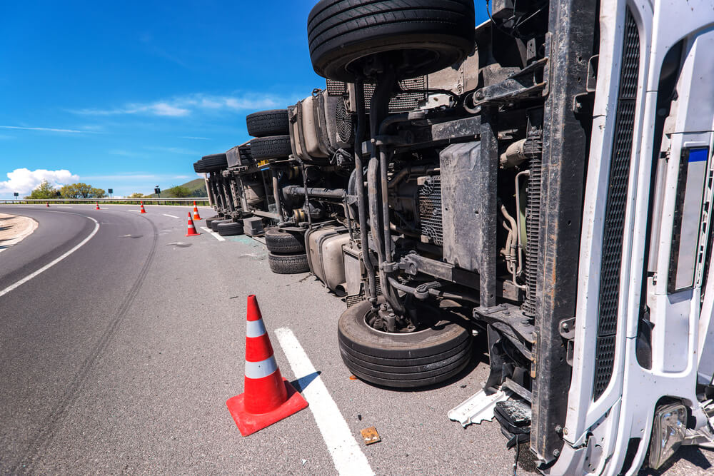 Hit and Run Trucking Accident Lawyers