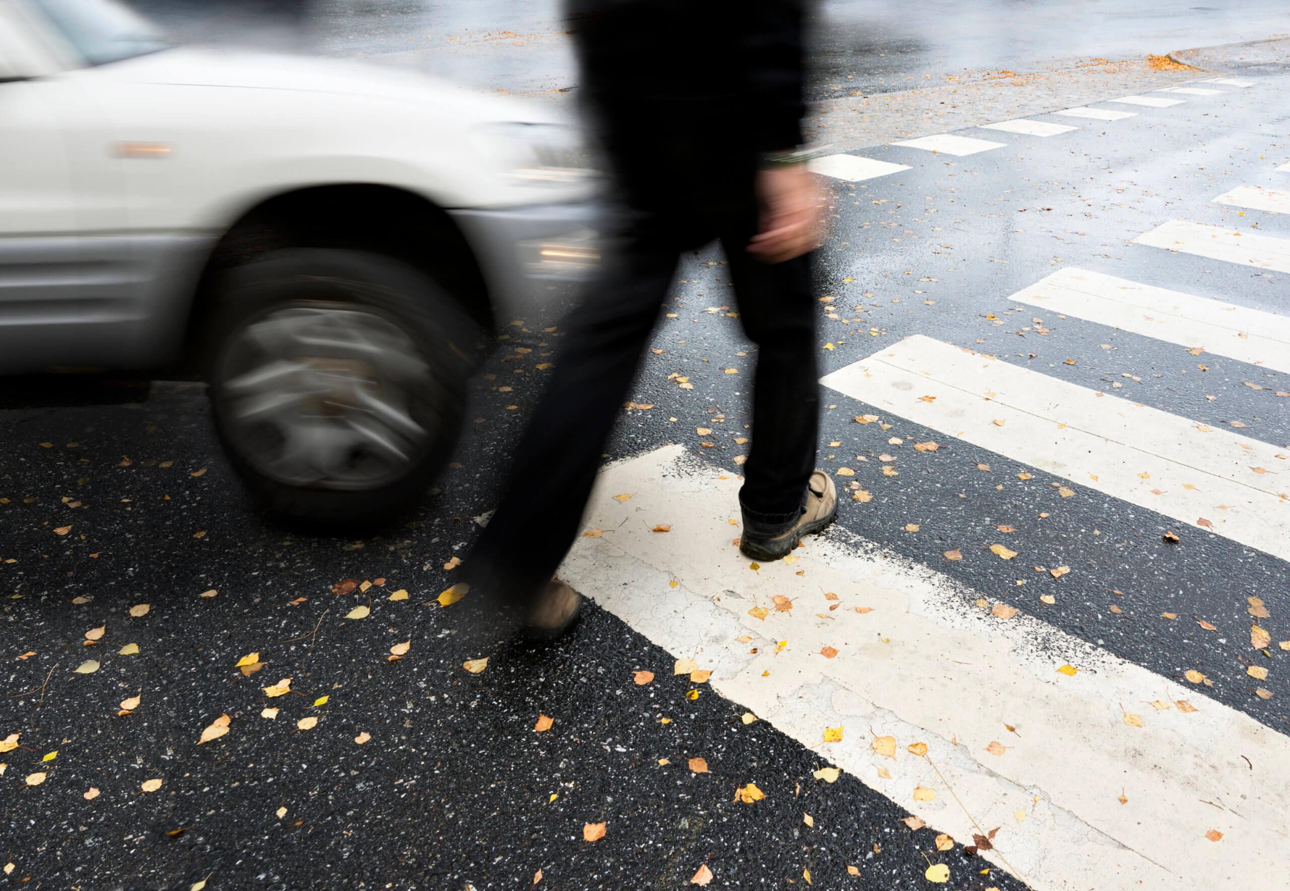 Nashville Pedestrian Accident
